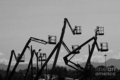 Tacoma Photograph - Cherry Pickers by Sean Griffin
