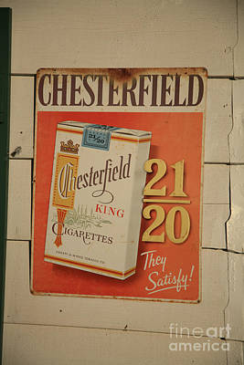 Chesterfield Print by Timothy Johnson