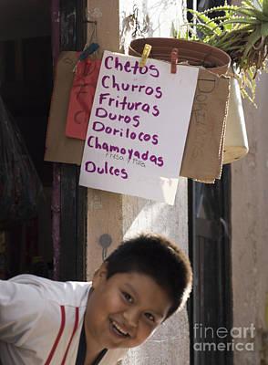 Guanajuato Photograph - Chetos Boy by Juli Scalzi