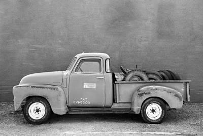 Chevy Classic Print by Todd Klassy