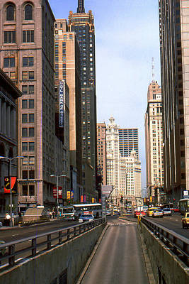 American Photograph - Chicago Architecture - Photo Art by Art America Online Gallery