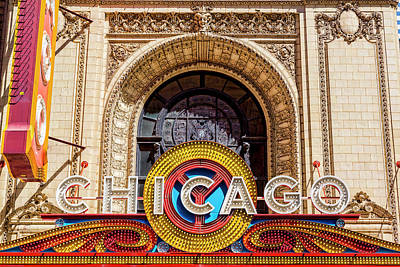 Chicago Print by Kelley King