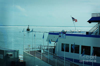 Navy Painting - Chicago Navy Pier by Celestial Images