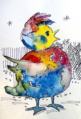 Chicken Little Original by Mindy Newman
