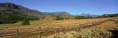 Chief Joseph Scenic Highway, Wyoming Print by Panoramic Images