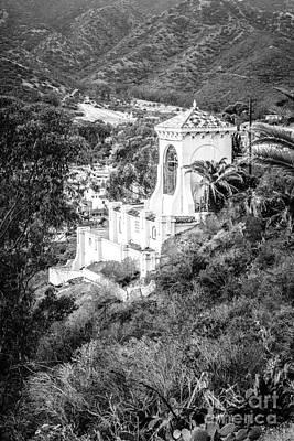 Santa Catalina Island Photograph - Chimes Bell Tower On Catalina Island by Paul Velgos