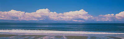 Thunderhead Photograph - China Beach Vancouver Island British by Panoramic Images