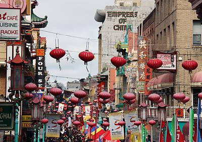 Kathy Yates Photograph - Chinese New Year by Kathy Yates