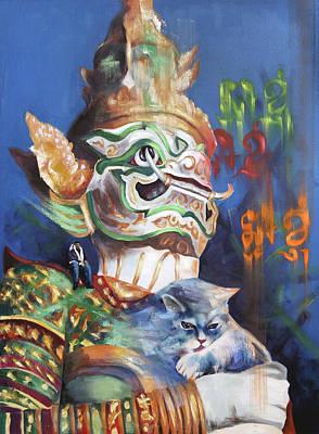 Chma Kyom Original by Alan Khum