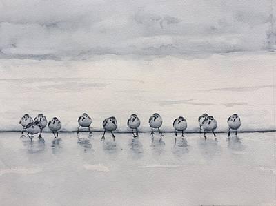 Chorus Line Original by Richelle Siska