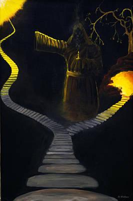Chosen Path Print by Brian Wallace