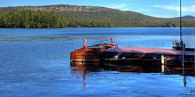 Cri Photograph - 1958 Chris Craft Continental by David Patterson