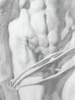 Christ 1c Print by Valeriy Mavlo