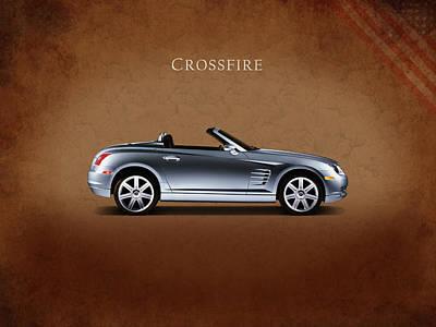 Photograph - Chrysler Crossfire by Mark Rogan
