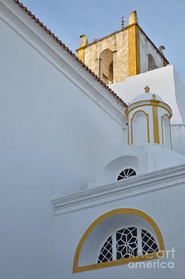Christianity Photograph - Church Of Santiago In Tavira. Portugal by Angelo DeVal