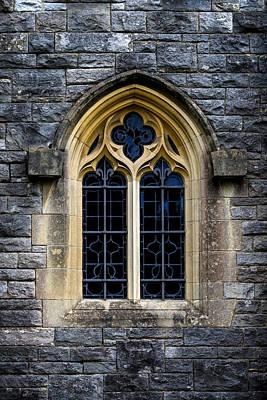 Church Window Print by Joana Kruse