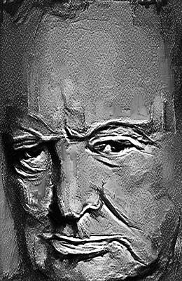 Prime Mixed Media - Churchill by James Robinson