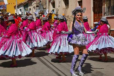 Photograph - Chutillos Fiesta 23 by Skip Hunt