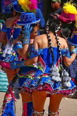 Photograph - Chutillos Fiesta 24 by Skip Hunt