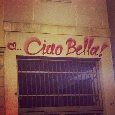 Ciao Bella Original by Mariantonietta Del Villano