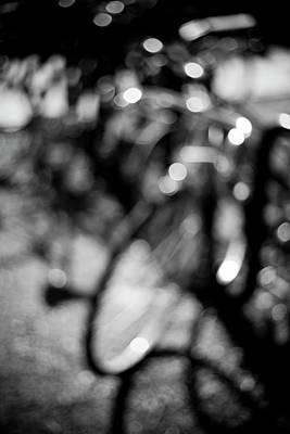 Photograph - Circles Of Light, No. 5 by Bernice Williams