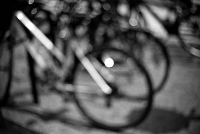 Photograph - Circles Of Light, No. 6 by Bernice Williams