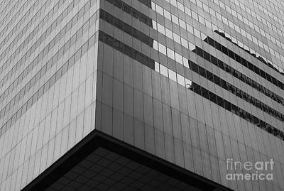Citigroup Facade II Print by Clarence Holmes