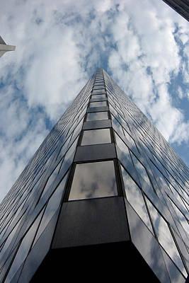 City Of Glass Original by Joseph G Holland