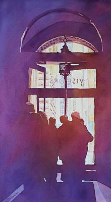 City Portal Original by Jenny Armitage