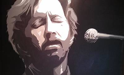 Clapton1 Original by Ken Jolly