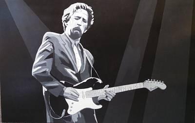 Clapton2 Original by Ken Jolly