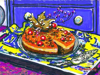 Claras Cake Original by Candace Lovely