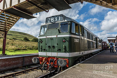 Photograph - Class 31 Diesel 3 by Steve Purnell