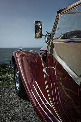 Antique Automobiles Photograph - Classic Car by Joana Kruse
