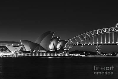 Photograph - Classic Elegance In Bw by Andrew Paranavitana