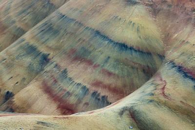 Clay Palette Print by Thorsten Scheuermann