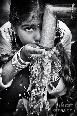 Clean Water Photograph - Clean Water by Tim Gainey