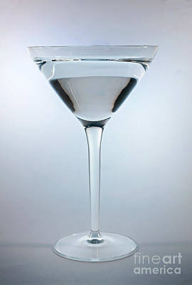 Booze Photograph - Clear by Dan Holm