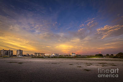 Sand Dunes Photograph - Clearwater Intercoastal by Marvin Spates