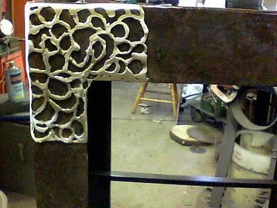 Sculpture - Close-up Of Shelves  by Don Thibodeaux