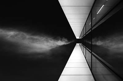 Holland Photograph - Cloud Attack by Jeroen Van De Wiel