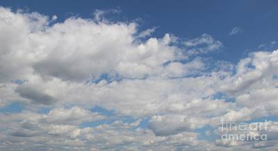 Photograph - Clouds 17 by Rod Ismay