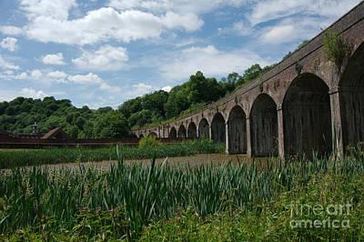 Coalbrookdale Railway Viaduct Print by Mickey At Rawshutterbug