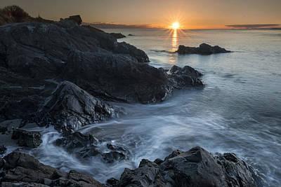 Coast Of Grace Print by Ryan McGinnis
