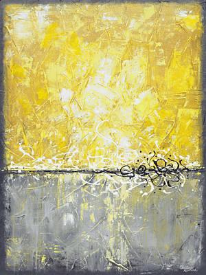 Coastal Serenity Original by Christine Krainock