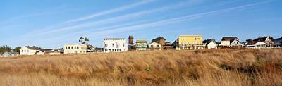 Mendocino Photograph - Coastal Town, Mendocino, California by Panoramic Images