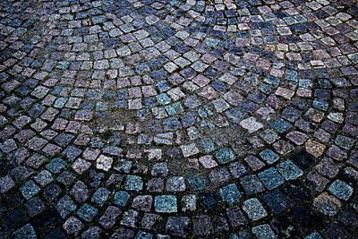 Cobblestones Print by Matt Plyler