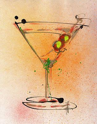 Cocktail #3 Original by Ryan  Hopkins