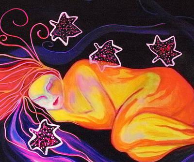 Cocoon  Original by Carolyn LeGrand