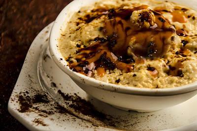 Coffee Souffles With Caramels Print by Manjot Singh Sachdeva